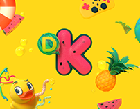 Discovery Kids - Summer Package
