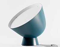 3D MODEL LAMP PS 2017 IKEA