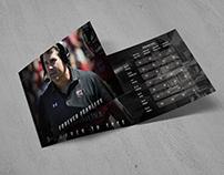 South Carolina Gamecocks Football direct mailer