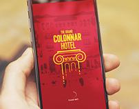 The Grand Colonnar Hotel App