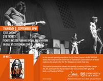 The Stooges: Gimme Danger, Poster