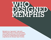 The history of Memphis - An Animated Infograph
