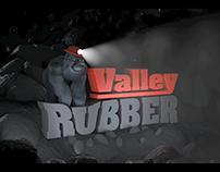 Valley Rubber Logo Bumper