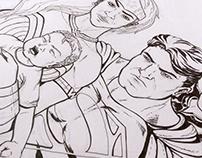 Not your everyday superhero family