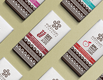 Eshmoon Organics Chocolate Bars