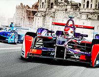 Michelin Motorsport Formula E