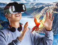 VR  Visual design