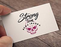 Strong Team Logo