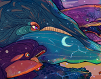 Night Whales