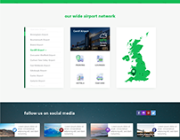Home Page for TrustedTravel