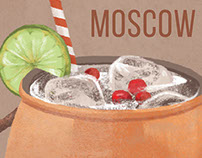Drink Illustrations