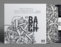 J.S.Bach, Cello Suites LP