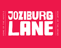 Joziburg Lane