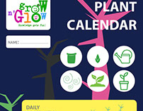 Grow n Glow Plant Calendar