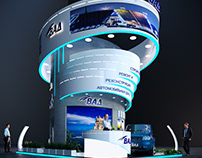 VAD Group booth concept