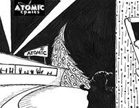 The Atomic Comic