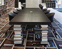 Finding the meaning of bookshelves in a digital world