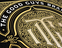 THE GOOD GUYS / Rebrand