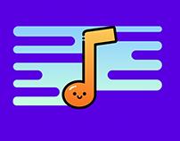 Barrett Choir Illustration