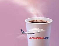 AnadoluJet / Print Ad