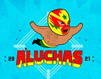 Las Aluchas