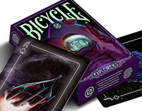 Bicycle Playing Cards: Explorers Set
