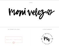 Moni Velez | Brand Board Design