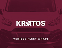 Kratos: Vehicle Fleet Wraps