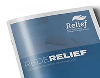 Livreto para Rede Relief