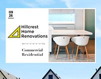 Hillcrest Design Card