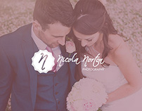 Nicola Norton Photography - Website Design