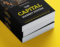 THE CAPITAL MARKET SYSTEM-Book Cover Design