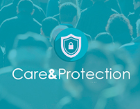 Materiais PDV - Care & Protection