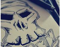 Skull Icon no.1