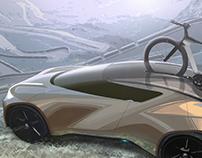 2025 Lexus E Crossover WIP