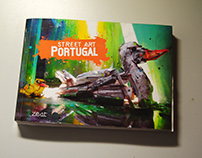 "Editora Zest lança ""Street Art Portugal - Best of 2014"""