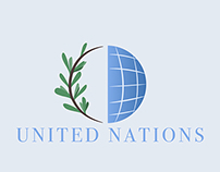 United Nations Conceptual Logo Re-Design