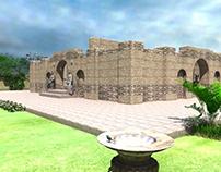 Restored Ruins - 2008