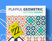 Playful Geometric Patterns Bundle