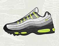 Nike經典傳承鞋款