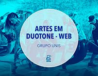 Criação de Arte   Posts Web Cursos de Extensão
