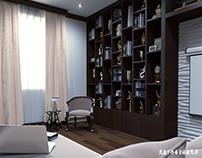 Apartment Sitting Area - 2015 Qatar