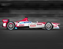 Nissan NISMO Formula E Concept