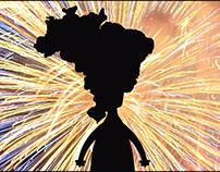 Aparecida, a menina com cabelos de Brasil - 2018