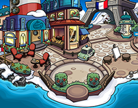 Club Penguin: The Muppets World Tour 2014