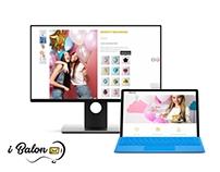 iBALON - poczta balonowa