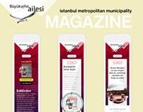 Istanbul Metropolitan Municipality Magazine