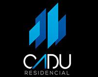 Cadu Residencial: Diseño de Imagen, Diseño Web, RRSS