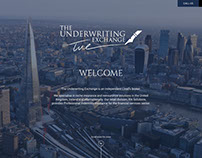 The Underwriting Exchange