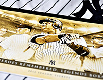 New York Yankees 2012 Campaign